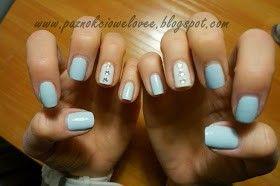 Baby blue ;)