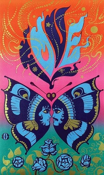 6o's ☯☮ Psychedelic art