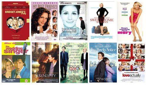 Romanttiset komediat ovat yksi helpoimpia tapoja nollata aivot