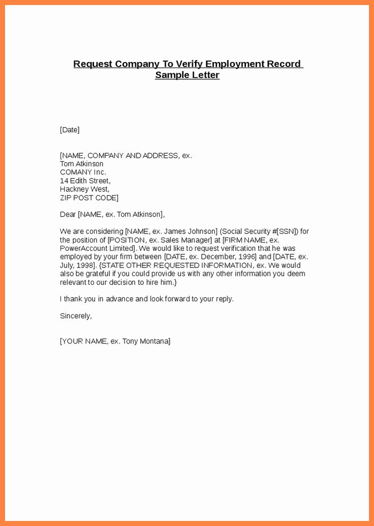 How To Write A Proof Of Unemployment Letter
