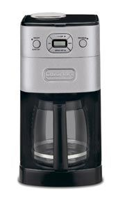 "Enter our giveaway, and you'll automatically be eligible to win a Cuisinart Grind and Brew 12-Cup Coffee Maker. <strong><span style=""color: #b32025"">You can enter up to three (3) times per e-mail address per day.</span></strong> Deadline 3.29.16."