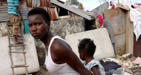 Ураган Метью (Мэтью) в Доминиканской республике - FaceNews.ua