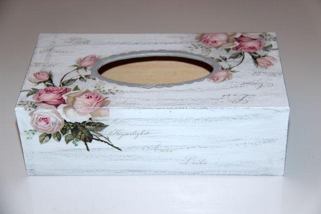 Chustecznik Amour - AKdesig - Skrzynki i pudełka