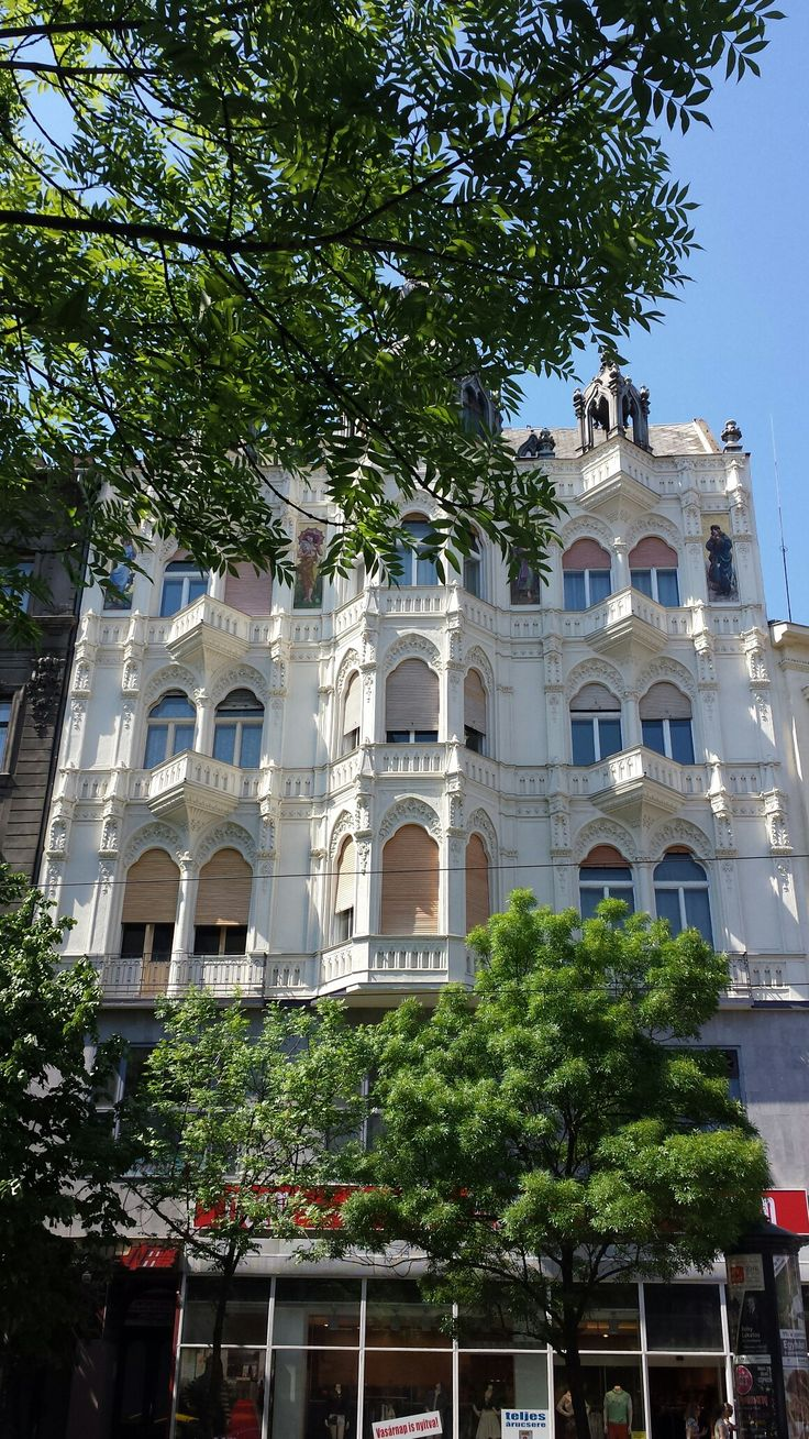 Palace in Budapest
