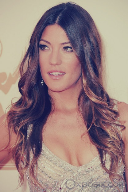 Jennifer Carpenter, Dexter's sister. How can such a pretty girl have such a dirty mouth