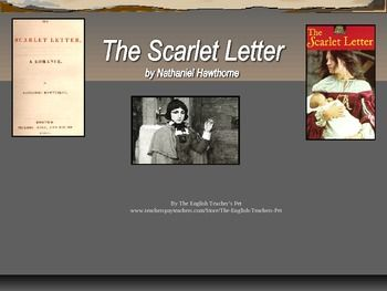 literature scarlet letter summary analysis chapter