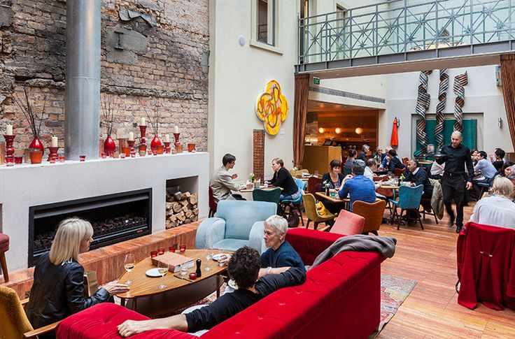 Eat + Drink - Hotel DeBrett