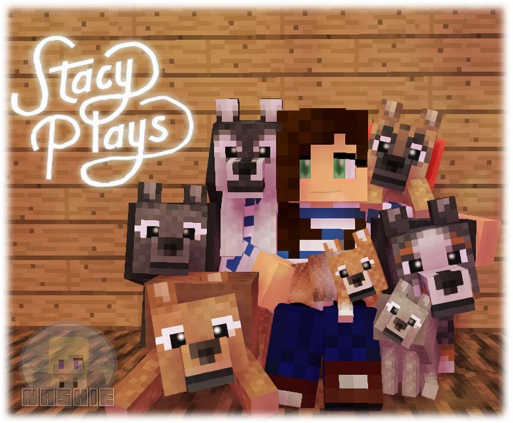 stacy plays dogcraft page and molly christmas