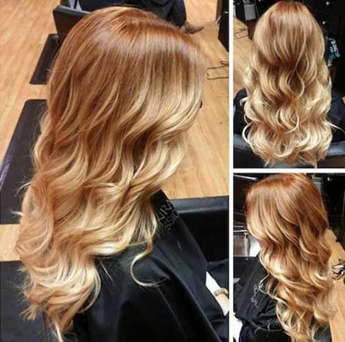 30+ Best Long Blonde Hairstyles - Long Hairstyles 2015