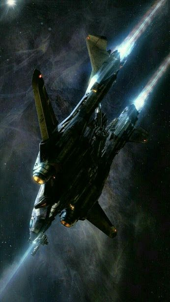 Awesome spaceship art, #spaceopera #scifi inspiration