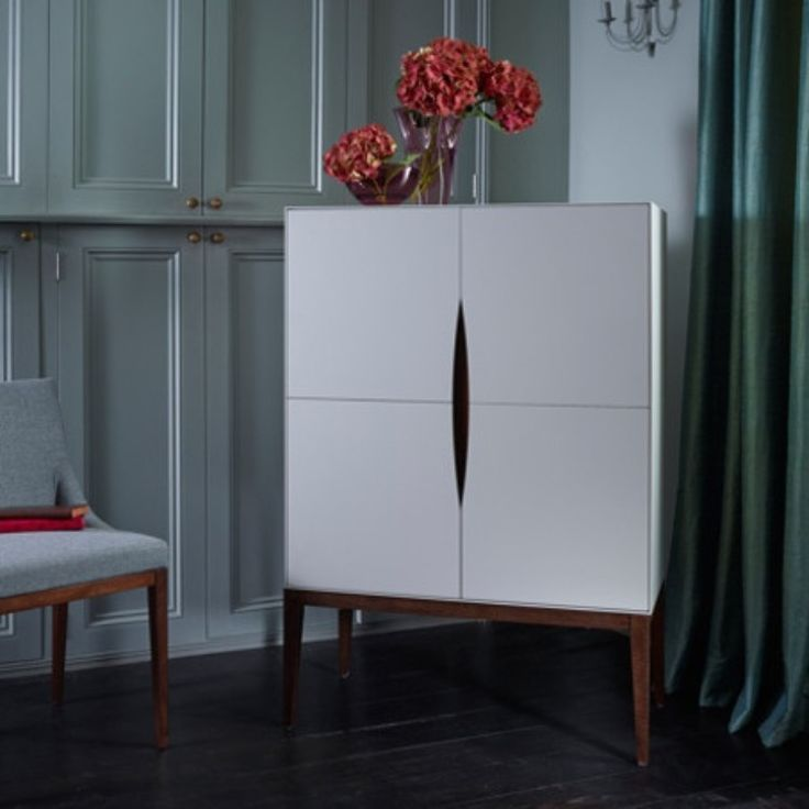 Lux 4 Door Tall Sideboard – Allissias Attic & Vintage French Style
