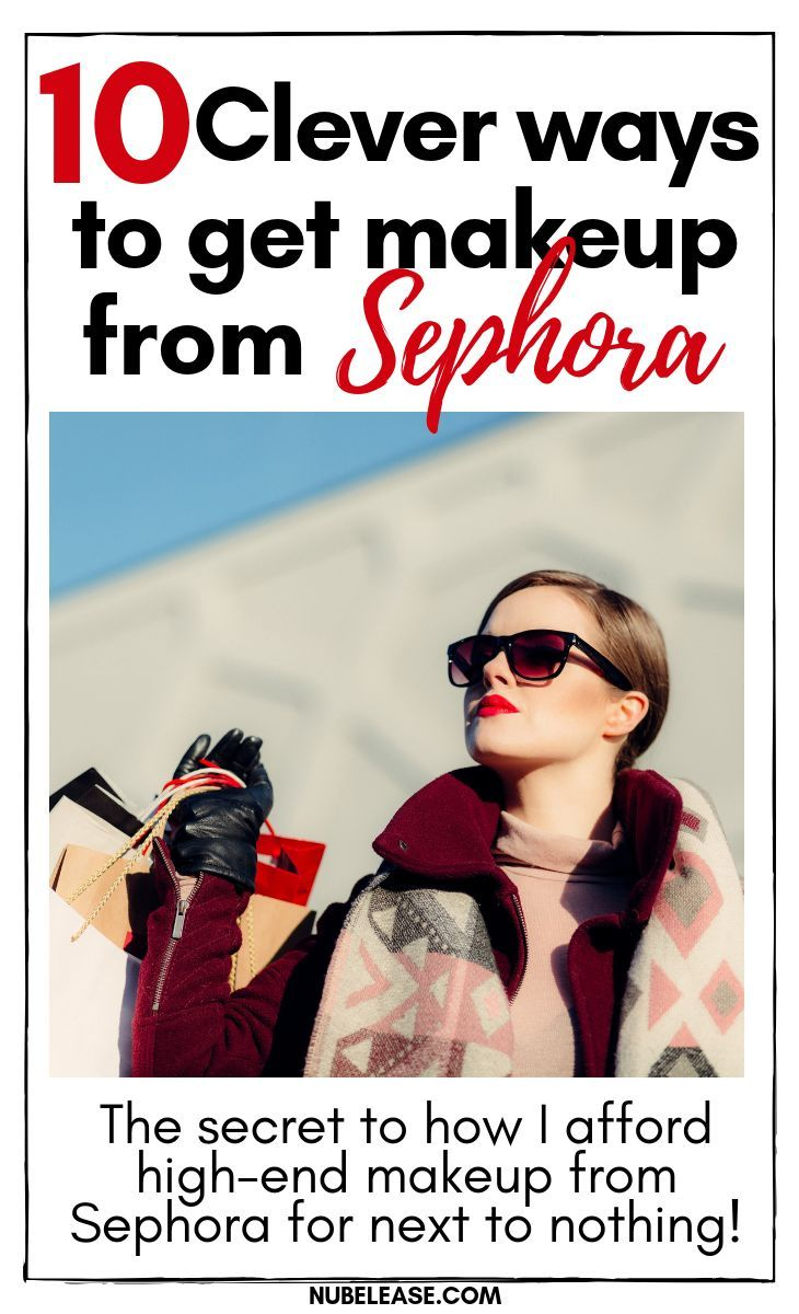 How to get FREE Gift Cards to use at Sephora & More Get