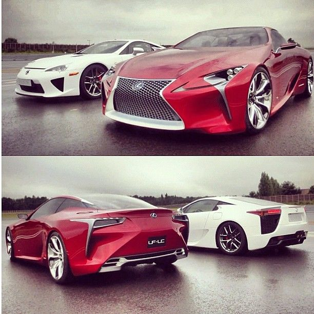 Black_listu0027s Photo   LEXUS Lf Lc
