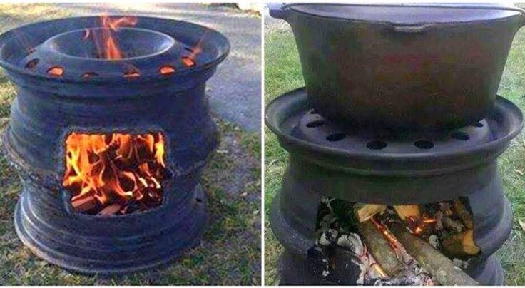 De zomer is weer inzicht en dat betekent strand, zon, zee en barbecuen! Maar niet iedereen heeft natuurlijk een barbecue staan. Daarom gaan wij je uitleggen hoe je van twee oude velgen een prima werkende barbecue kan maken.