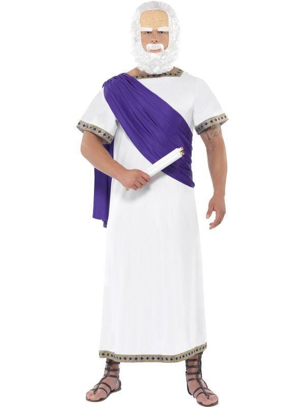 Socrates Costume | Frojos.co.uk
