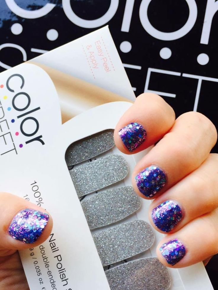 13 best COLOR STREET 100% NAIL POLISH STRIPS images on Pinterest ...