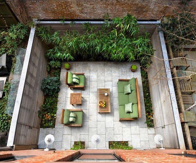 36 mejores im genes sobre ideas para reformar tu patio en for Reformar terraza ideas