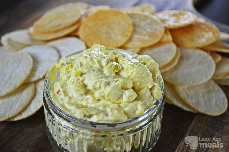A super easy corn relish dip that only requires two ingredients and is super easy to whip up!  http://lazyassmeals.com/corn-relish-dip