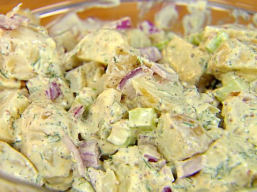 Barefoot Contessa's potato salad recipe .....Best potato salad ever!