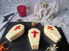 Ataúd de sándwich, receta de Halloween