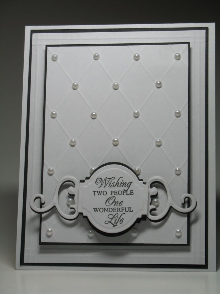58 best wedding cards images on Pinterest | Cards, Wedding ...
