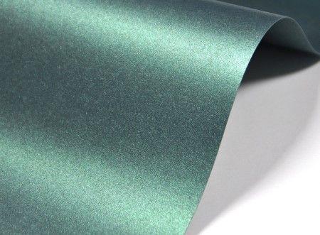 SilverGreen metál fényű MagnaMet papír 110gr, egyoldalas - Bezár