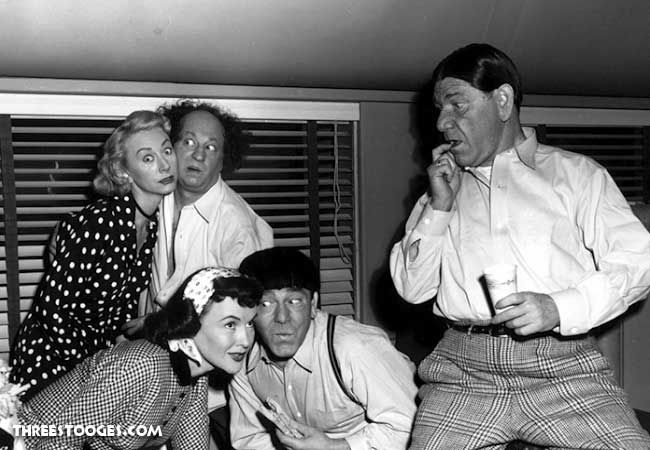 The Three Stooges Cuckoo On A Choo Choo was released on December 4, 1953. Watch videos and read more about the short.