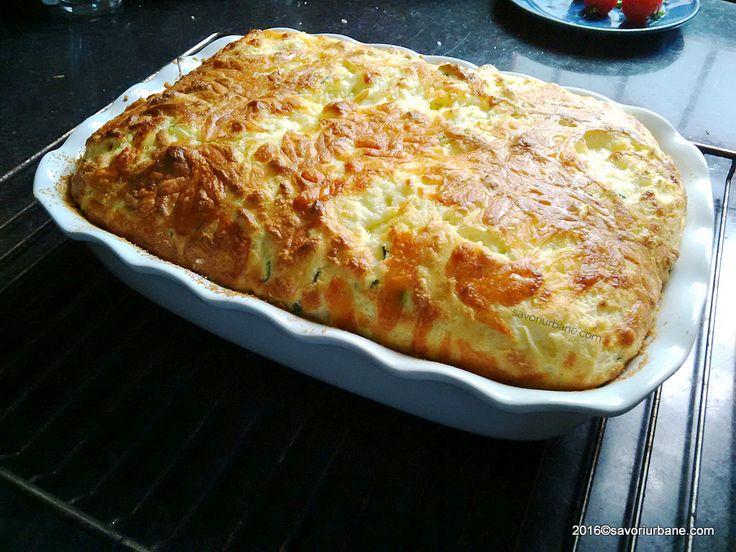 coacere sufleu de dovlecei zucchini (2)