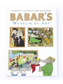 """Babar's Museum of Art - """"There are no rules to tell us what art is""""!"""
