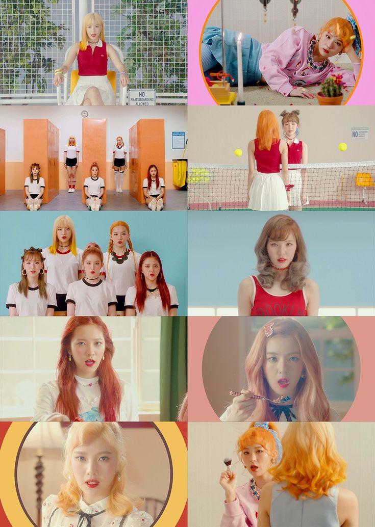 """Russian Roulette"" by Red Velvet"