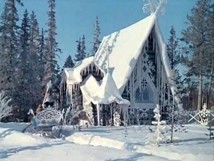 "фото из фильма -""Морозко"" Александра Роу (1964) / ""Morozko"" (1964) directed by Aleksandr Rou (USSR). Поиск в Google"