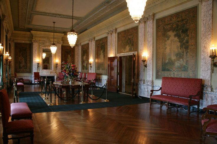 Kentucky State Capitol - The State Reception Room