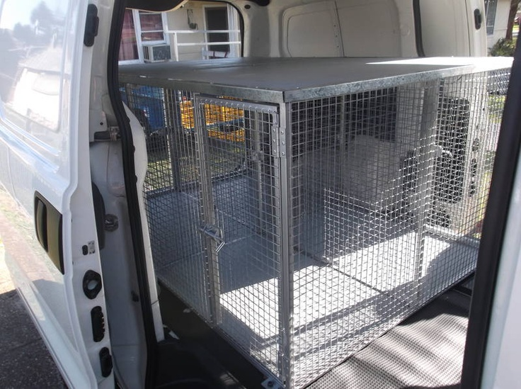 custom wire dog crates | Dog cages,crates & work racks cages Raymond Terrace Port Stephens Area ...