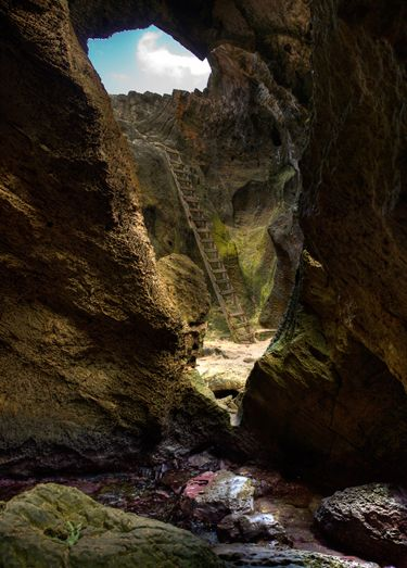 One Day Cave Exploration With Private GuideTour.  Transportation included.  Good price.