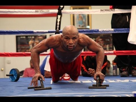 Floyd Mayweather Ab Workout