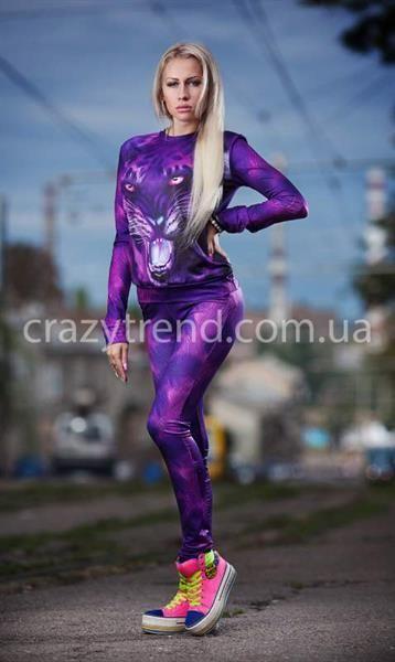 Фиолетовый костюм купить
