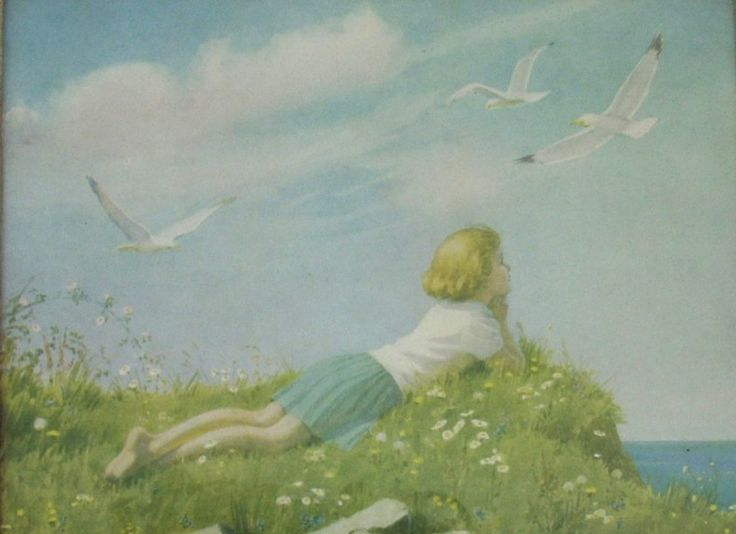 Summer Dreams Margaret Tarrant