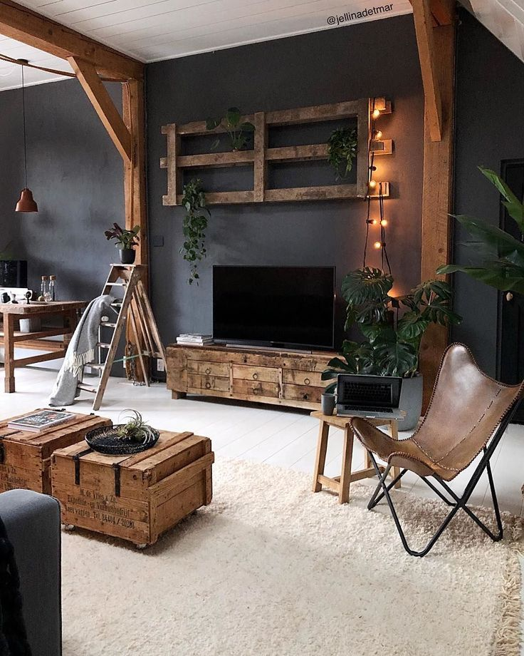 Living Room Designs Loft – 50 Lovely Living Room Design Ideas for 2019