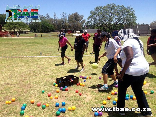 Limpopo Economic Development Agency Boeresport Team Building Polokwane #Boeresport #TeamBuilding