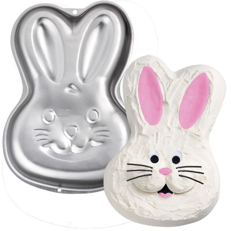 Step By Step Bunny Cake Pan In 2019 For The Home