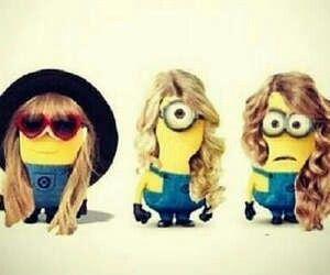 Minions da Taylor Swift