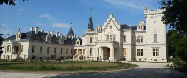 Nádasdladány, Nádasdy-kastély » Kirándulás, Park, múzeum