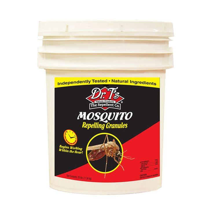Dr ts mosquito repellent granular 5 lb garden pests