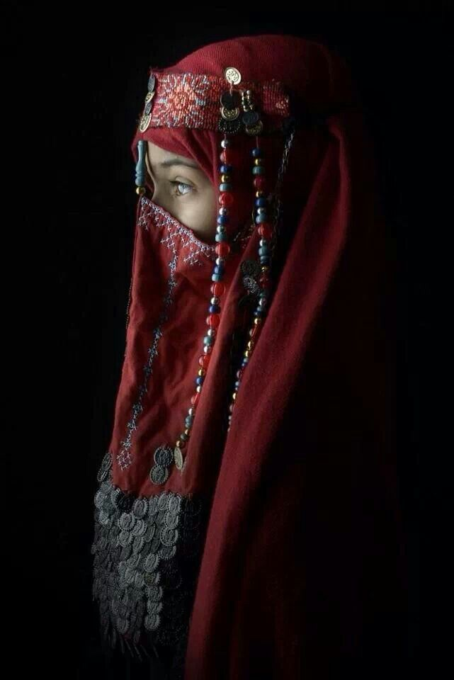 Traditional Saudi Bedouin