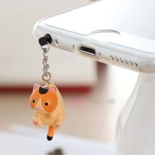 Buy Casei Colour Cat Earphone Plug at YesStyle.com! Quality products at remarkable prices. FREE WORLDWIDE SHIPPING on orders over US$ 35.