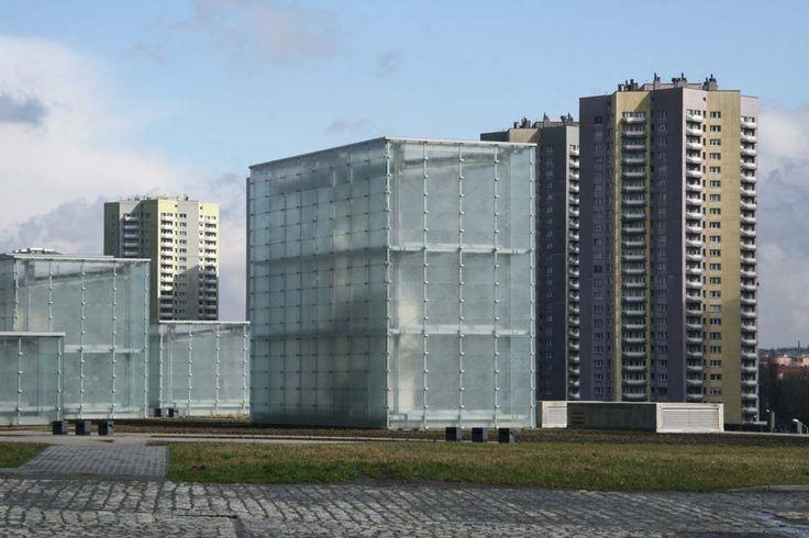 Katowice, Muzeum Śląskie #Katowice #Architecture #RieglerRiewe