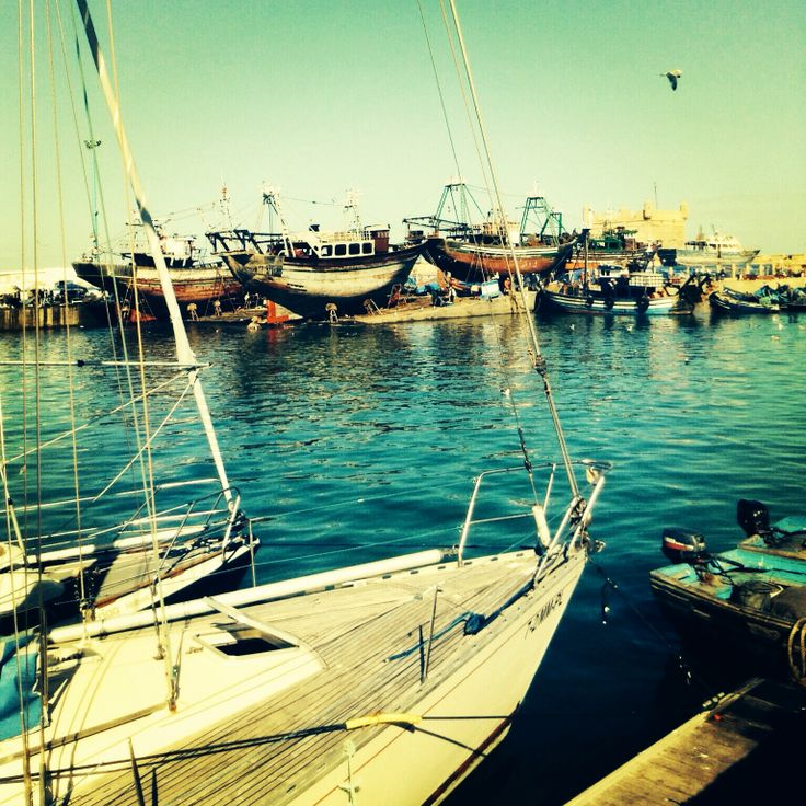 Essaouria....amazing fishing village in Morrocco x