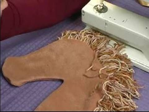 How to make a Hobby Horse
