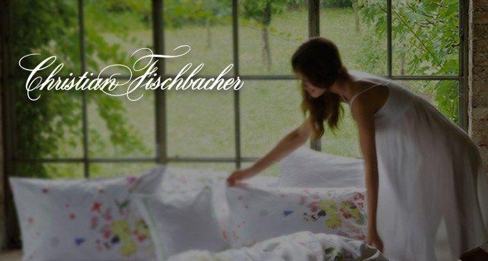 Somos distribuidores exclusivos en toda España de la marca de ropa de cama Christian Fischbacher. Sus colecciones son exquisitas, sus materiales son perfectos para una cama de ensueño. Seda, satén, lino… es imposible resistir la tentación de sumergirse entre sus sábanas y colchas, fundas nórdicas y almohadas y cojines. Es un mundo maravilloso de confort. #SBDescanso #ChristianFischbacher