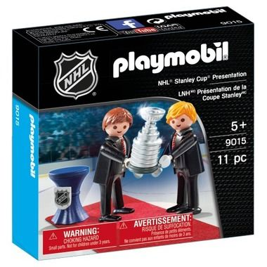 Playmobil NHL Stanley Cup Presentation!